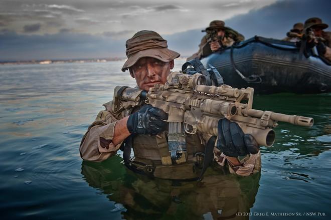 Vén màn bí mật về đội biệt kích SEAL - ảnh 3