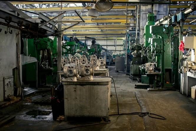 Thăm thú nhà máy lắp ráp side-car huyền thoại Nga - ảnh 5