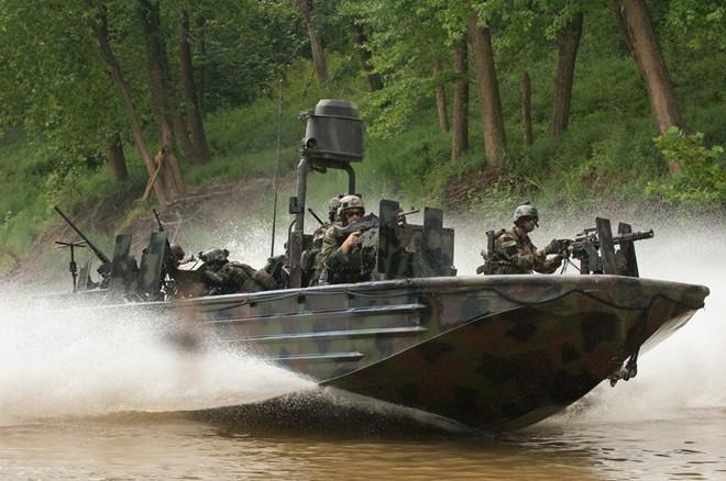 Vén màn bí mật về đội biệt kích SEAL - ảnh 5