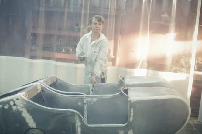 Thăm thú nhà máy lắp ráp side-car huyền thoại Nga - ảnh 9
