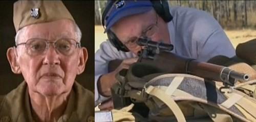 Tận thấy những kỷ lục bắn tỉa của quân đội Mỹ, Anh - ảnh 4