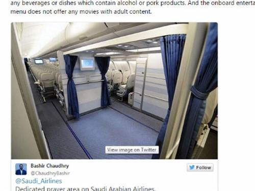 Ả Rập Xê Út sẽ cấm nam nữ ngồi cạnh nhau trên máy bay - ảnh 1