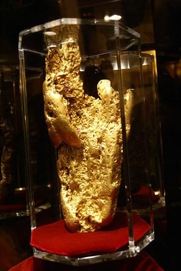 Nhìn gần những khối vàng lớn nhất hành tinh - ảnh 3