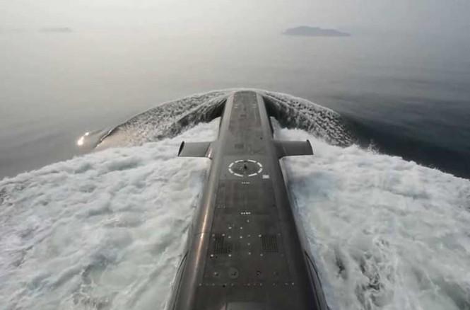 'Đột nhập' bên trong siêu tàu ngầm Hàn Quốc - ảnh 3