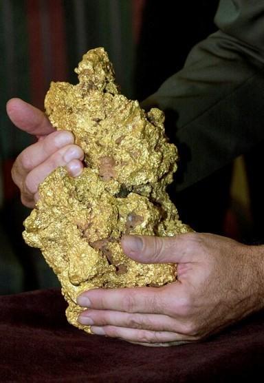 Nhìn gần những khối vàng lớn nhất hành tinh - ảnh 4