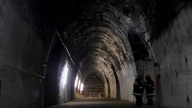 Khám phá mê cung đường hầm nghi sản xuất vũ khí hạt nhân - ảnh 4