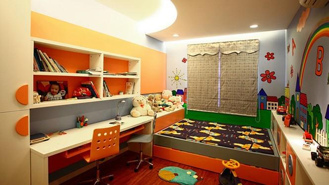 Mãn nhãn thiết kế căn hộ 130 m2 cho gia đình trẻ - ảnh 10