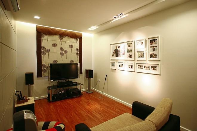Mãn nhãn thiết kế căn hộ 130 m2 cho gia đình trẻ - ảnh 11