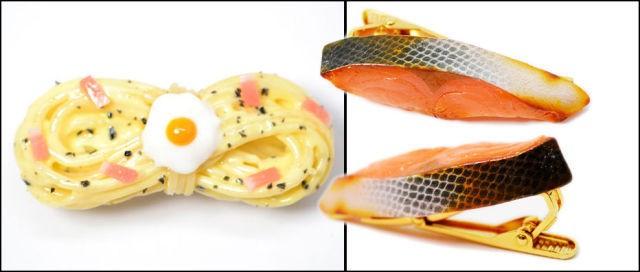 Trang sức hình món ăn độc đáo - ảnh 11