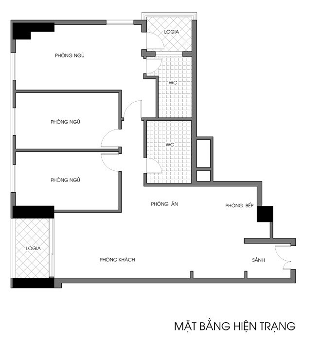 Mãn nhãn thiết kế căn hộ 130 m2 cho gia đình trẻ - ảnh 13