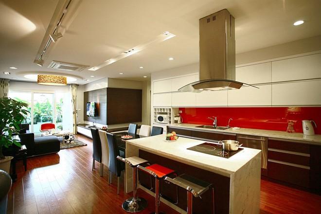 Mãn nhãn thiết kế căn hộ 130 m2 cho gia đình trẻ - ảnh 3