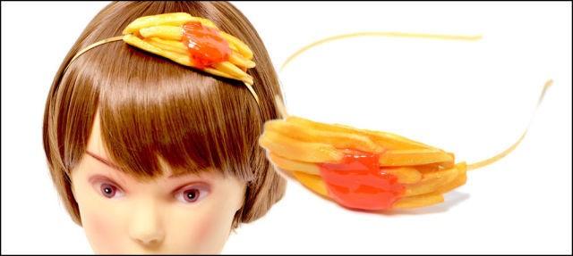 Trang sức hình món ăn độc đáo - ảnh 4