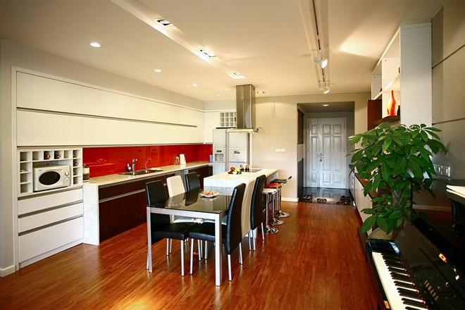 Mãn nhãn thiết kế căn hộ 130 m2 cho gia đình trẻ - ảnh 5