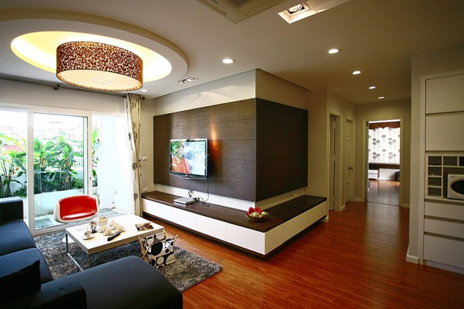 Mãn nhãn thiết kế căn hộ 130 m2 cho gia đình trẻ - ảnh 6