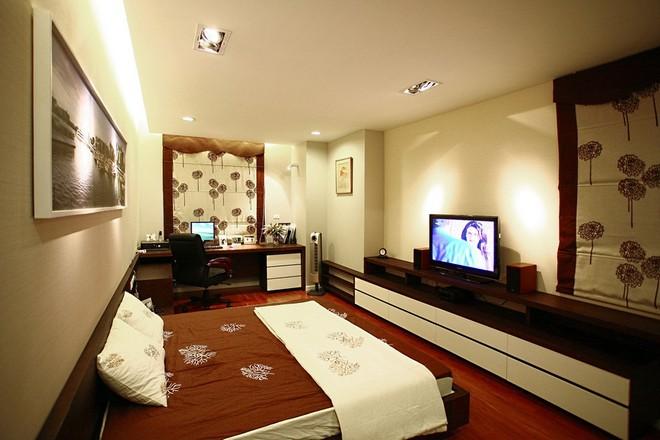 Mãn nhãn thiết kế căn hộ 130 m2 cho gia đình trẻ - ảnh 7