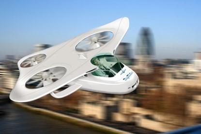 Trong tương lai, bạn có thích 10 phương tiện cực sốc này? - ảnh 7
