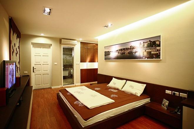 Mãn nhãn thiết kế căn hộ 130 m2 cho gia đình trẻ - ảnh 8