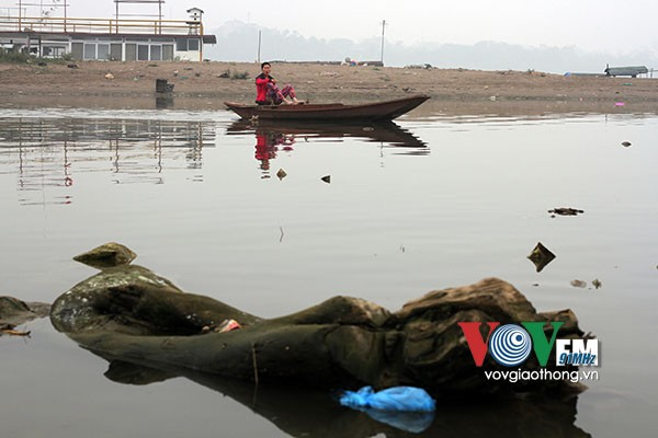Sông Hồng đang kêu cứu - ảnh 9