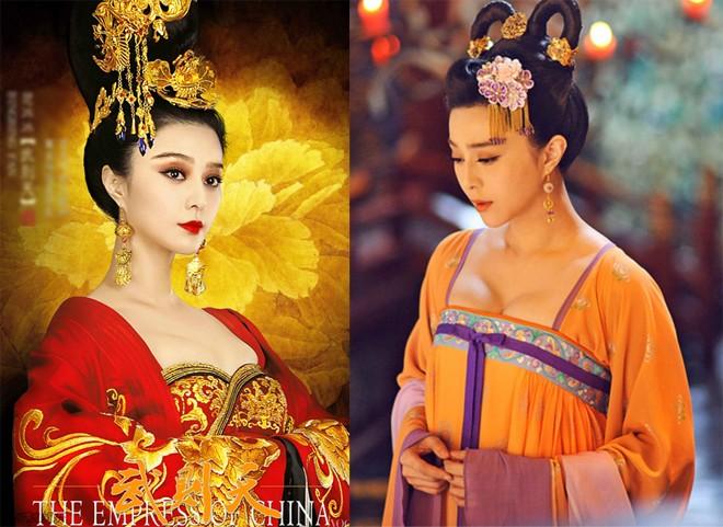 Trang phục của Võ Tắc Thiên trong các phim nổi tiếng - ảnh 11
