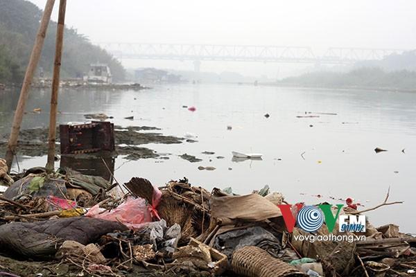 Sông Hồng đang kêu cứu - ảnh 10