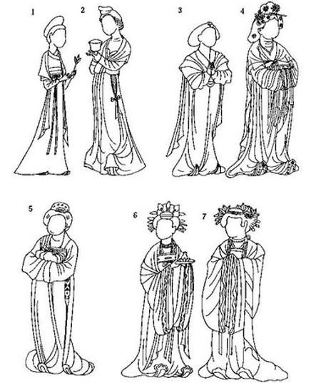 Trang phục của Võ Tắc Thiên trong các phim nổi tiếng - ảnh 12