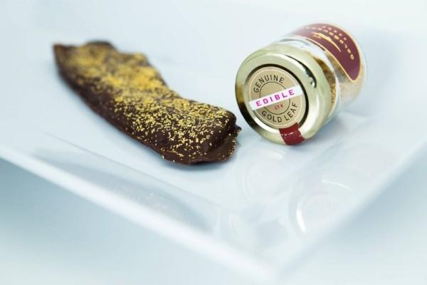 10 món ăn dát vàng thật dành cho giới 'siêu giàu' - ảnh 1