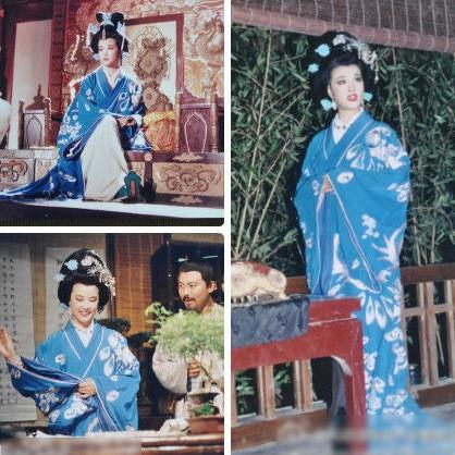 Trang phục của Võ Tắc Thiên trong các phim nổi tiếng - ảnh 5