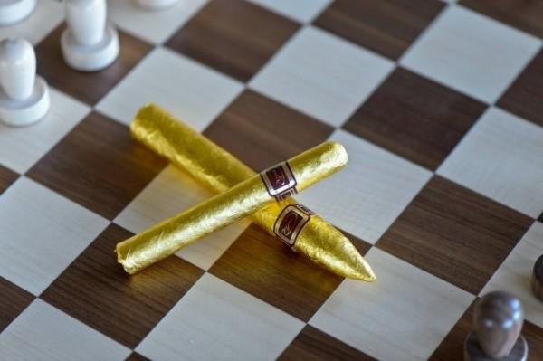 10 món ăn dát vàng thật dành cho giới 'siêu giàu' - ảnh 5