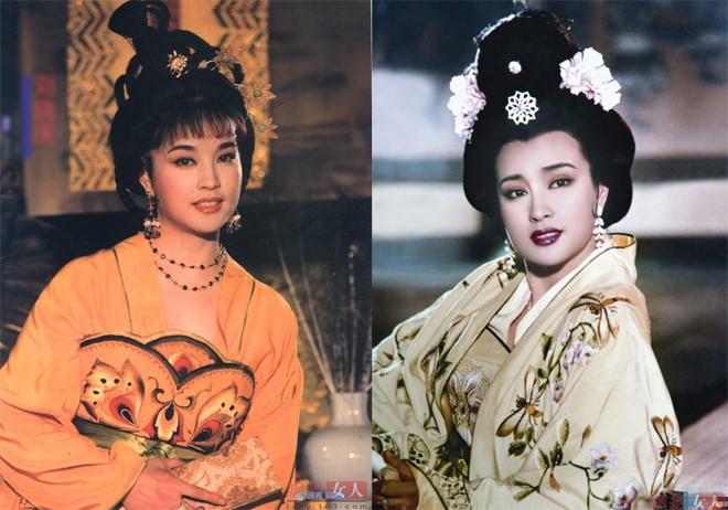 Trang phục của Võ Tắc Thiên trong các phim nổi tiếng - ảnh 6