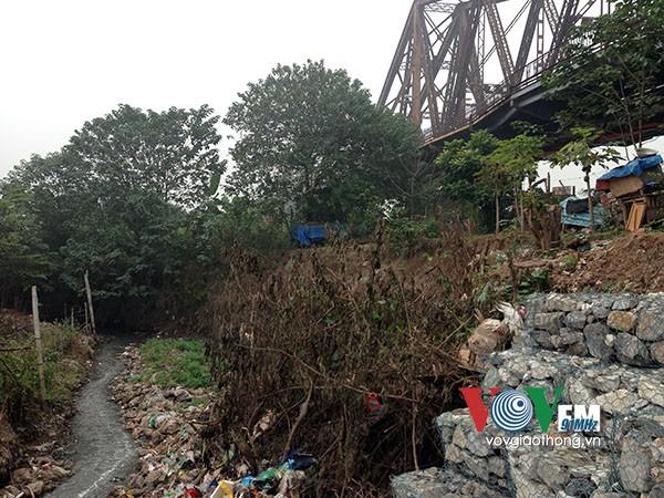 Sông Hồng đang kêu cứu - ảnh 5