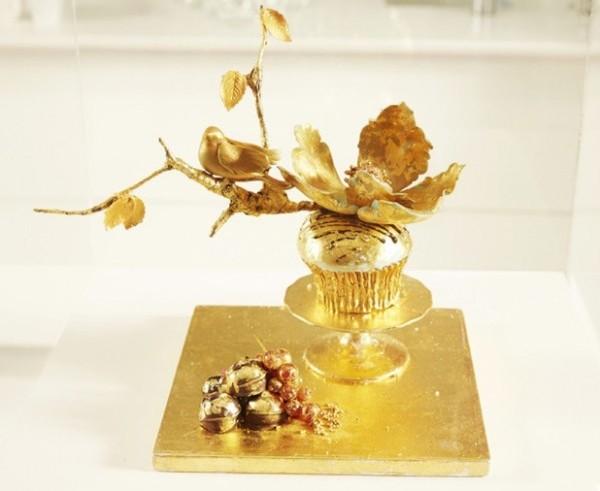 10 món ăn dát vàng thật dành cho giới 'siêu giàu' - ảnh 7