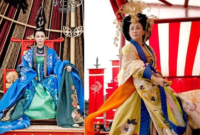 Trang phục của Võ Tắc Thiên trong các phim nổi tiếng - ảnh 7