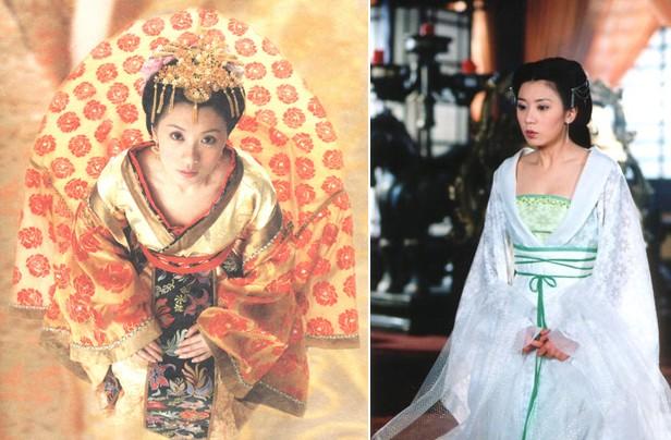 Trang phục của Võ Tắc Thiên trong các phim nổi tiếng - ảnh 8