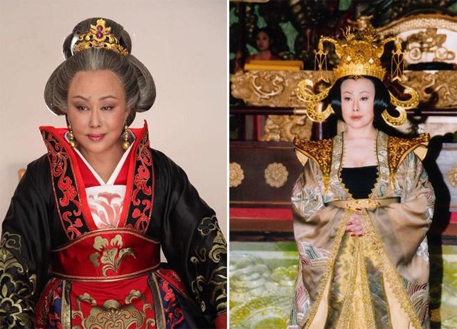Trang phục của Võ Tắc Thiên trong các phim nổi tiếng - ảnh 9