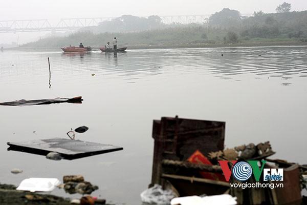 Sông Hồng đang kêu cứu - ảnh 8