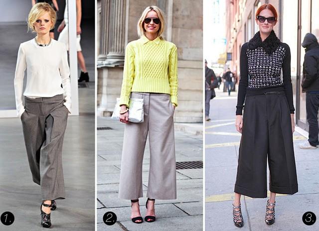 Cách chọn trang phục phù hợp 8 kiểu quần - ảnh 11