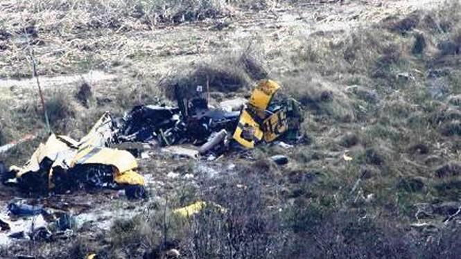 Những tai nạn máy bay do chim va vào - ảnh 5