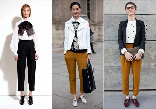 Cách chọn trang phục phù hợp 8 kiểu quần - ảnh 8