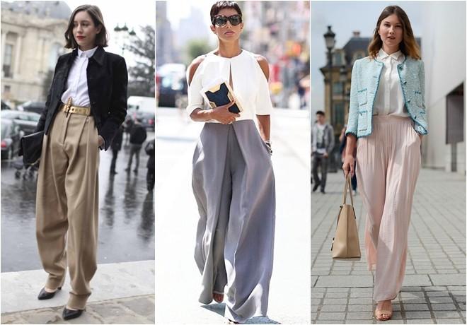 Cách chọn trang phục phù hợp 8 kiểu quần - ảnh 9