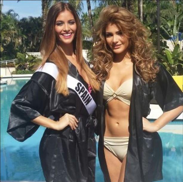 Người đẹp Hoàn vũ khoe đường cong 'gây mê' với bikini - ảnh 4