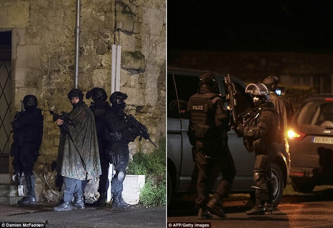 Theo chân đặc nhiệm truy lùng nghi phạm thảm sát Paris - ảnh 1