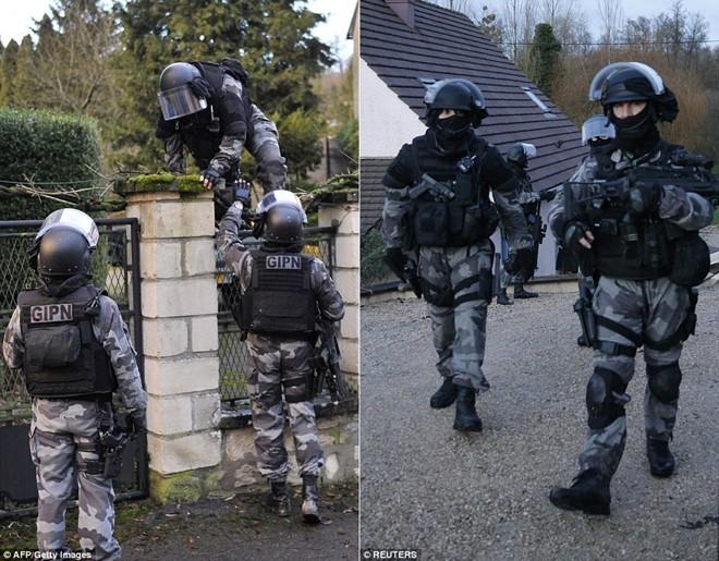 Theo chân đặc nhiệm truy lùng nghi phạm thảm sát Paris - ảnh 5