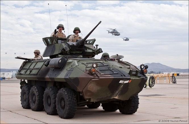 Top vũ khí mạnh nhất Thủy quân Lục chiến Mỹ - ảnh 13