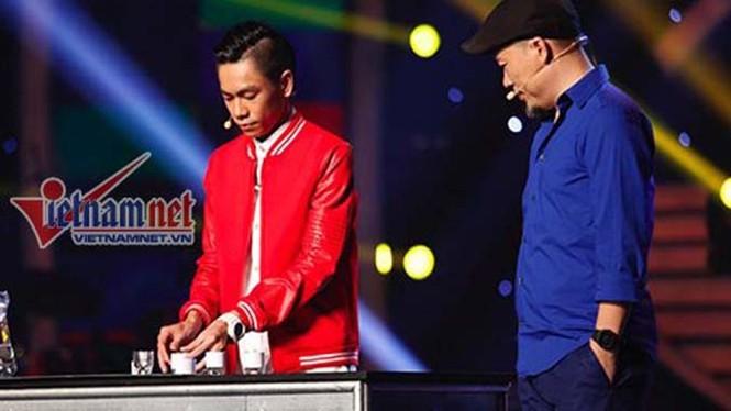 Huy Tuấn nói gì về màn uống axit của thí sinh Got Talent? - ảnh 1