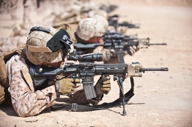 Top vũ khí mạnh nhất Thủy quân Lục chiến Mỹ - ảnh 2
