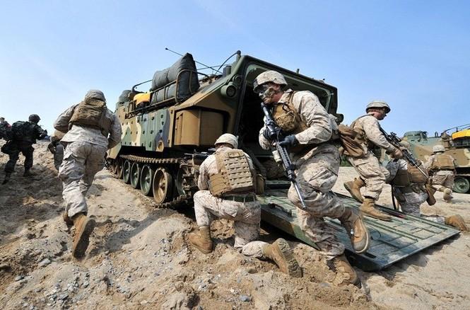 Top vũ khí mạnh nhất Thủy quân Lục chiến Mỹ - ảnh 3