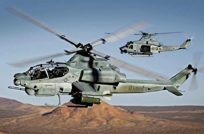 Top vũ khí mạnh nhất Thủy quân Lục chiến Mỹ - ảnh 7