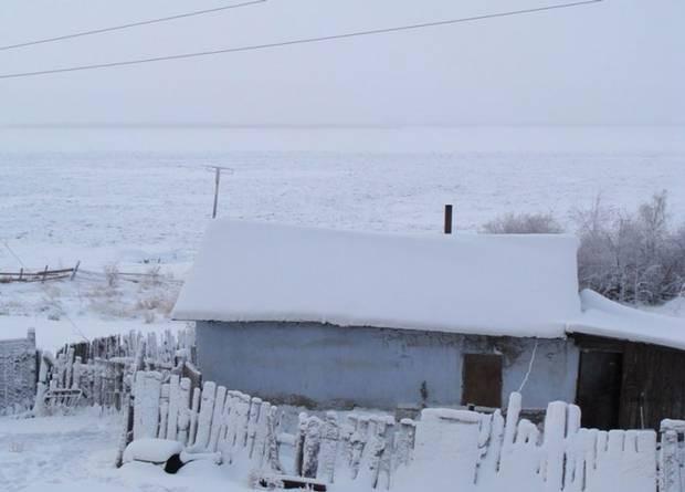 Cuộc sống khắc nghiệt ở nơi lỗ mũi đóng băng - ảnh 7