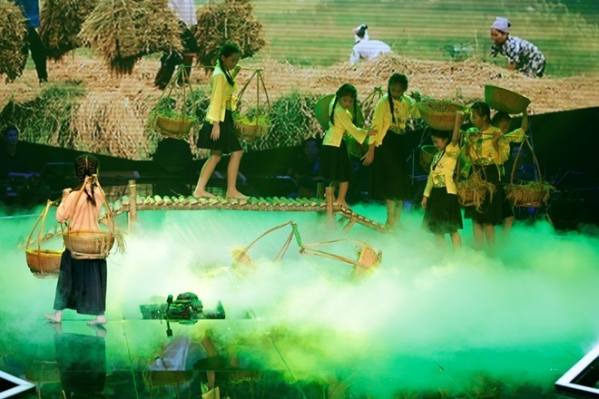 Những tai nạn hy hữu trên truyền hình thực tế Việt - ảnh 3