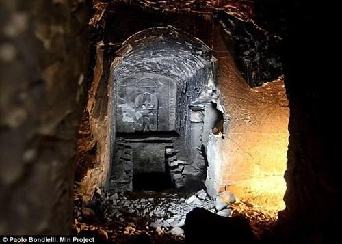 Khai quật cổ mộ của thần Chết Ai Cập - ảnh 1